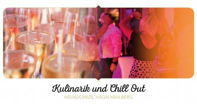 Kulinarik & Chill-out-zone 2019